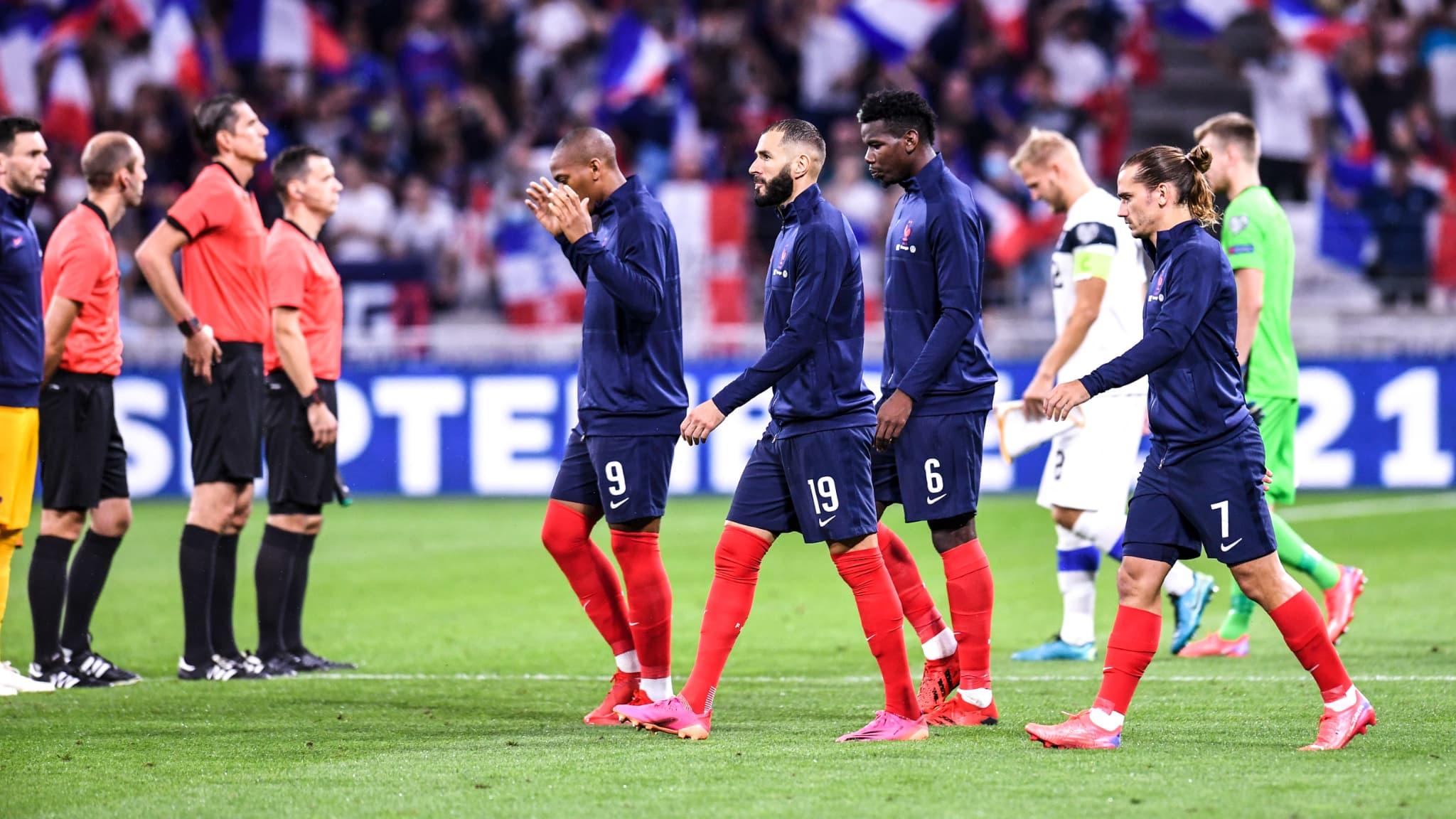 banderole, ovation… Benzema chaleureusement accueilli par le public lyonnais