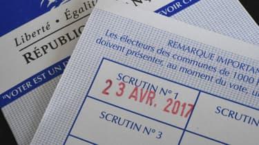 45,67 millions d'électeurs étaient appelés aux urnes ce dimanche 23 avril 2017.(image d'illustration)