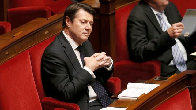 Le député veut renforcer l'arsenal législatif contre le terrorisme.