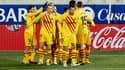 Deux cas positifs au Barça
