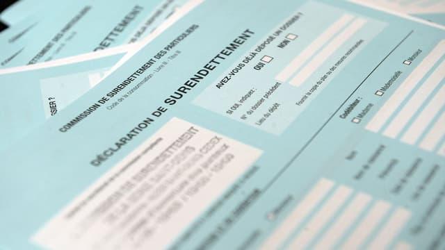 Le nombre de dossiers déposés a reculé de 10,6% l'an passé