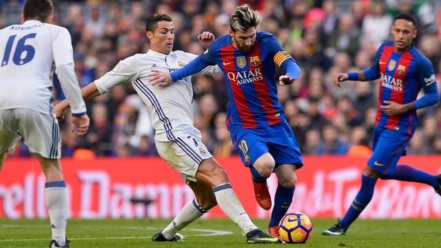 Real-Barça le 20 décembre et Barça-Real le 6 mai