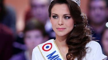 Marine Lorphelin, Miss France 2013 - Thomas Samson - AFP