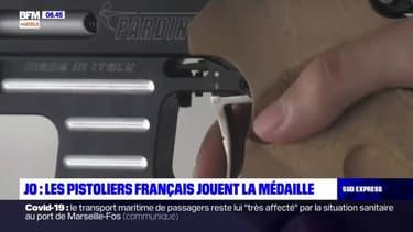 JO: deux français participeront à l'épreuve de qualification de tir