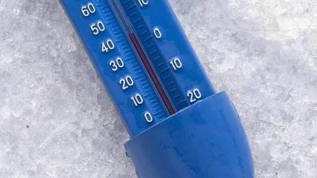 Le froid revient sur la France dès ce mercredi. - Justin Tallis - AFP