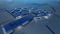 A terme, cette usine à un milliard de dollars doit recruter 4.500 salariés.