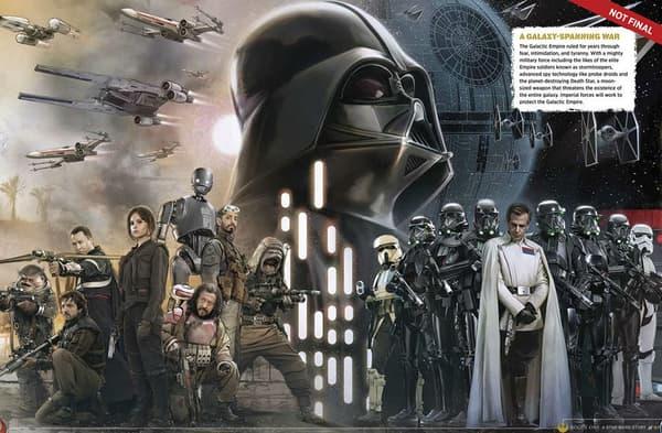 """Rogue One"" signera le retour de Dark Vador"