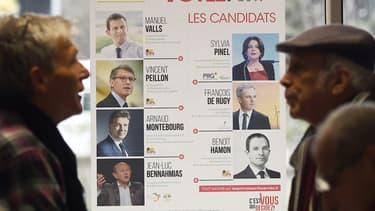 Les chiffres exacts de participation à la primaire de la gauche seront connus mardi (photo d'illustration)