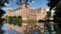 Le Château d'Esquelbecq, dans le Nord, sélectionné par la Mission Patrimoine pour la sauvegarde du patrimoine en péril.
