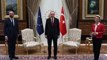 Les dirigeants de l'Union européenne en visite en Turquie mardi