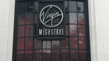 les magasins Virgin vont se déclarer en cessation de paiement