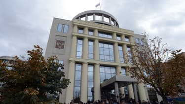 Le tribunal de Moscou