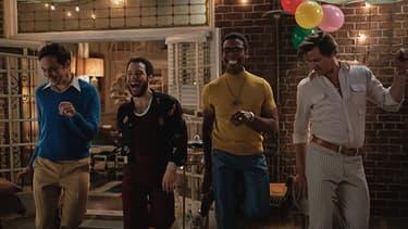 """""""The Boys in the Band"""", la nouvelle production de Ryan Murphy."""