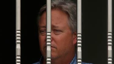 Chip Starnes est retenu en otage depuis vendredi 21 juin dans son usine.