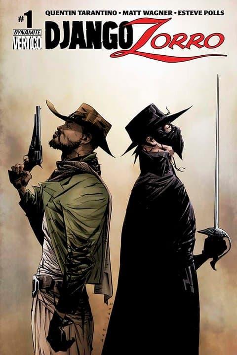 Comic Book Django