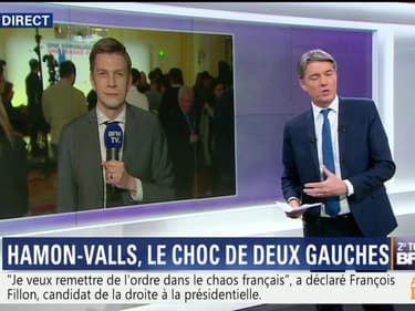 """Primaire à gauche: """"Quoi qu'il arrive les idées de Manuel Valls resteront dans le débat"""", Mathieu Klein"""