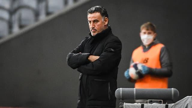 Christophe Galtier - Lille