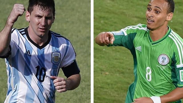 Nigéria-Argentine