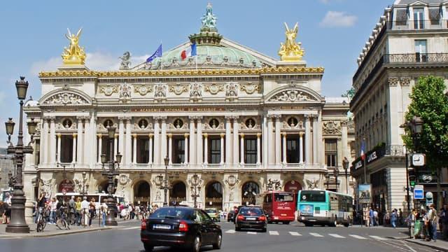 L'Opéra Garnier de Paris