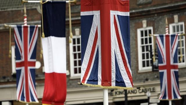 La France et la Grande-Bretagne jouent au chat et à la souris depuis plus de quarante ans en termes de PIB.