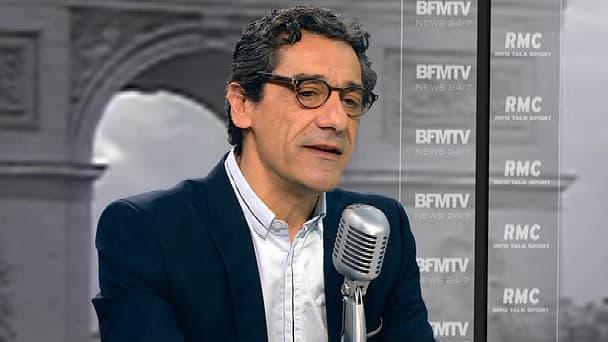Serge Papin, président de Système U, est hostile à une nouvelle hausse de la TVA