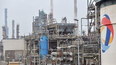La raffinerie de Feyzin est en cours d'arrêt depuis lundi