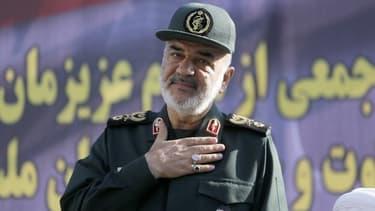 Le numéro deux des Gardiens de la Révolution iraniens, Hossein Salami.