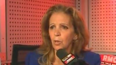 Michèle Sabban, vice-présidente du Conseil régional d'Ile-de-France et proche de Dominique Strauss-Kahn, invitée des GG sur RMC le 16 mai dernier.