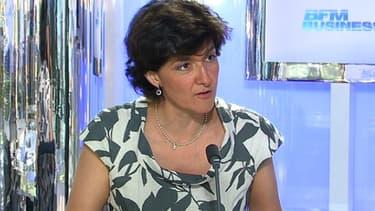 Sylvie Goulard, l'eurodéputée MoDem, était l'invitée de BFM Business lundi 15 juillet.