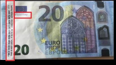 De faux billets de cinéma circulent en Europe