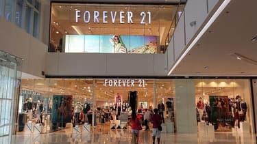 Forever 21 est présent dans une soixantaine de pays
