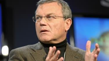 Martin Sorrel ne croit pas au bien-fondé de la fusion Publicis-Omnicom