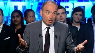 Jean-François Copé sur BFMTV, le dimanche 18 mai.