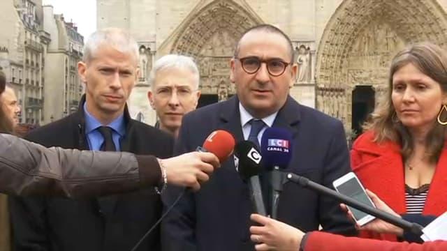 Laurent Nunez, secrétaire d'Etat à l'Intérieur.
