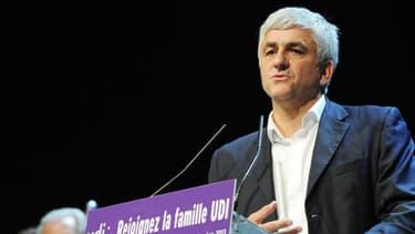 Hervé Morin, le 14 septembre, 2013.
