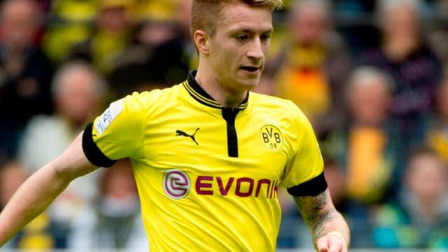 Reus, buteur avec Dortmund