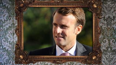 Emmanuel Macron remplace Arnaud Montebourg à Bercy.