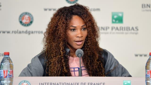Serena Williams est grandissime favorite de ce Roland Garros