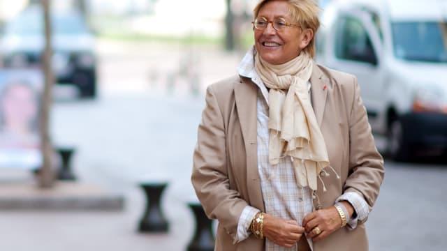Isabelle Balkany, poursuivie pour fraude fiscale, a versé une caution d'un million d'euros pour rester libre.