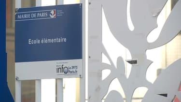 Les écoles resteront ouvertes à Paris jeudi et vendredi.