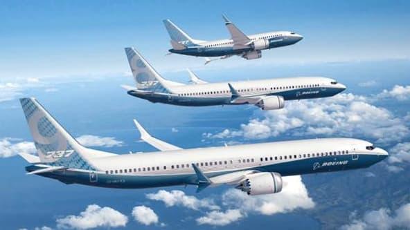 Selon Boeing, les transporteurs aériens qui exploitent des 737 MAX réaliseront des économies de 14 % de leur consommation de carburant