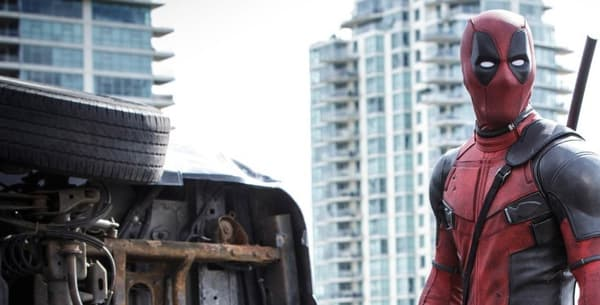 "Ryan Reynolds dans ""Deadpool"""