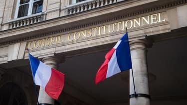 Siège du Conseil constitutionnel à Paris.