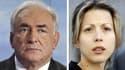 Dominique Strauss-Kahn a contesté vendredi avoir admis lors de son audition de police début septembre une agression sexuelle sur Tristane Banon. /Photo d'archives/REUTERS