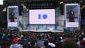 Lors de la conférence développeurs Google I/O, Sundar Pichai, patron de Google, a dévoilé Lens, une technologie de reconnaissance visuelle.
