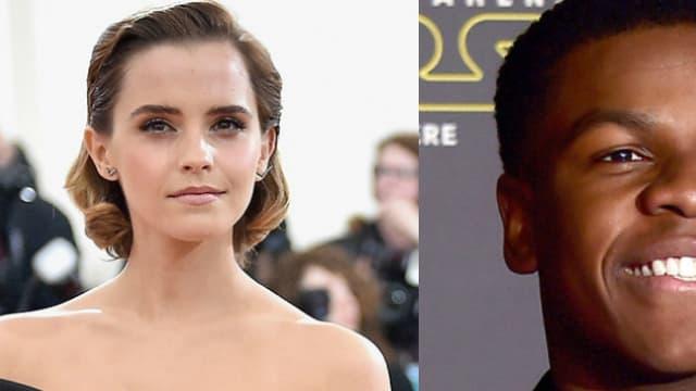 Emma Watson, John Boyega et Mary J. Blige bientôt à l'Académie des Oscars?