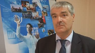 Patrice Vernet, directeur régional des douanes à Marseille