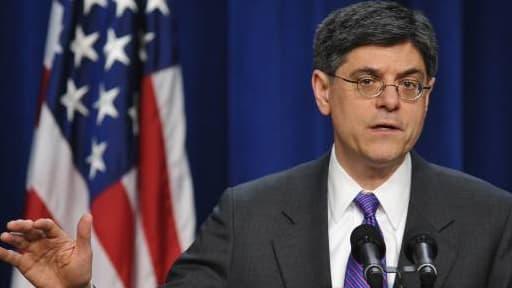 Jacob Lew a exhorté les parlementaires américains à prendre leurs responsabilités.