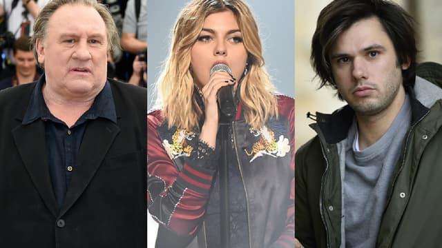 Gérard Depardieu, Louane et Orelsan sont nommés aux Victoires de la Musique dans la 33 édition se déroulera le 9 février 2018