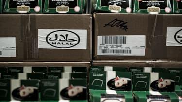L'Afnor indique avoir travaillé sur une norme halal à la demande d'industriels français de l'agroalimentaire.